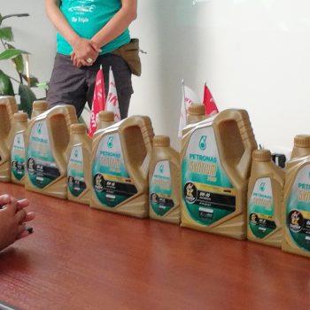 семинар Petronas