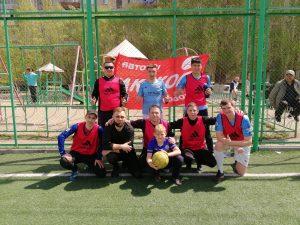 ЛЕТНЯЯ ЖАРА -2019 футбол